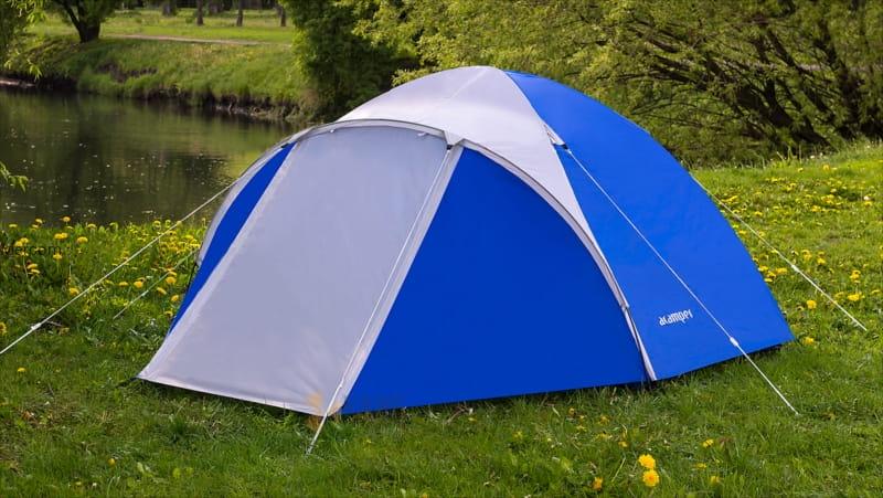 Acamper, Namiot 4 osobowy, Sonata 4 Pro, niebieski